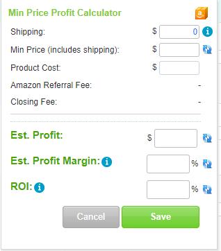 profit calculator updated bqool